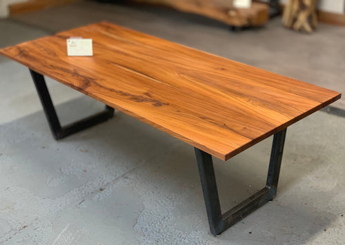 Handcrafted Cedar Elm Coffee Table