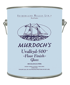 Murdoch's Uralkyd 500 Finish is Southern Welles most durable top coat finish. This finish contains a highest percentage of urethane alkyd resin making it our most protective coating. This finish paired with Hard Sealer as a primer coat will enhance the grain definition while maintaining a natural, not plastic look.