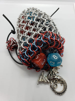 Wyvern Workshop Double Set Dice Bags