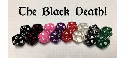 Black Death 26mm d20s