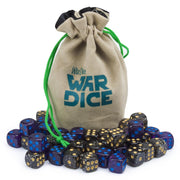 WizDice Galactic Conquest 12mm d6 War Dice - Set of 40