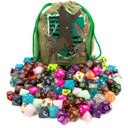 Bag of Tricks + 20 Complete Dice Sets - Splat Gaming