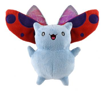 Bravest Warrior Catbug Gamer Pouch