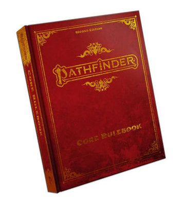 Pathfinder, Second Edition: Core Rulebook, Special Edition