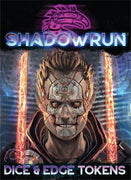 Shadowrun: Dice & Edge Tokens (6th Edition)