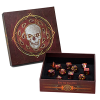 D&D 5th Edition: Baldur's Gate - Descent Into Avernus Dice & Miscellany Set