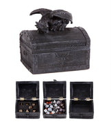 Forged Dice Co. Dragon Dice Chest with Custom Foam Insert