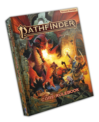 Pathfinder, Second Edition: Core Rulebook