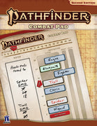 Pathfinder, Second Edition: Combat Pad