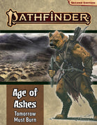 Pathfinder, Second Edition: Adventure Path -  Tomorrow Must Burn (Age of Ashes 3 of 6)