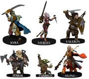 Pathfinder Battles:Iconic Heroes Evolved