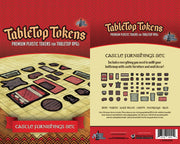 TableTop Tokens Castle Furniture Set