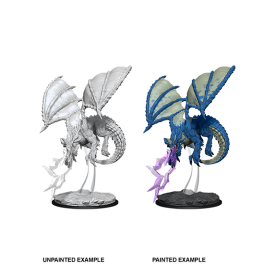 Nolzur's Marvelous Miniatures - Young Blue Dragon
