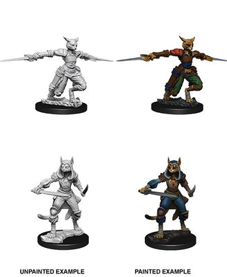Nolzur's Marvelous Miniatures - Female Tabaxi Rogue