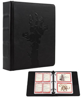 Monster Card Binder: Rise of the Dead