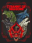 D&D Tyranny of Dragons: Anniversary Editions - 5E - Double Book!