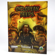 Frog God Games Cyclopean Deeps: Volume 1 - Pathfinder RPG