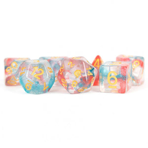 MDG Astral Swell Unicorn Dice - Set of 7