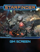Starfinder GM's Screen