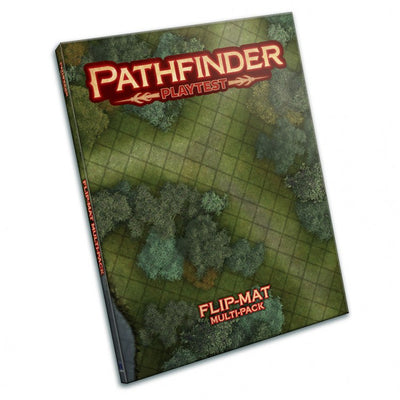 Pathfinder, Second Edition Flip-Mat - Playtest Multi-Pack