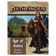 Pathfinder, Second Edition: Adventure Path - Broken Promises (Age of Ashes 6 of 6)