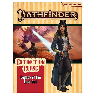Pathfinder, Second Edition: Adventure Path - Legacy of the Lost God (Extinction Curse 2 of 6)