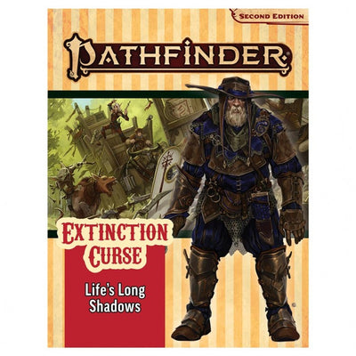 Pathfinder, Second Edition: Adventure Path - Life's Long Shadows (Extinction Curse 3 of 6)