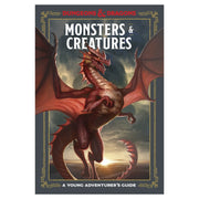 Dungeons & Dragons: Young Adventurer's Guide: Monster & Creatures