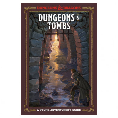 Dungeons & Dragons: Young Adventurer's Guide: Dungeons & Tombs