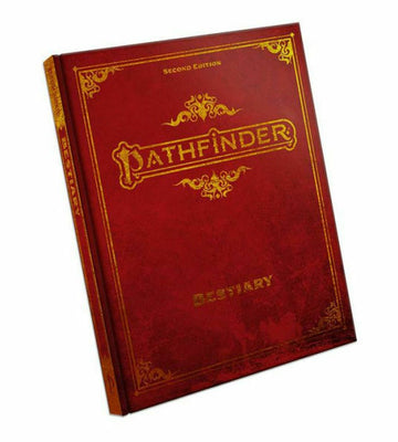 Pathfinder, Second Edition: Bestiary, Special Edition