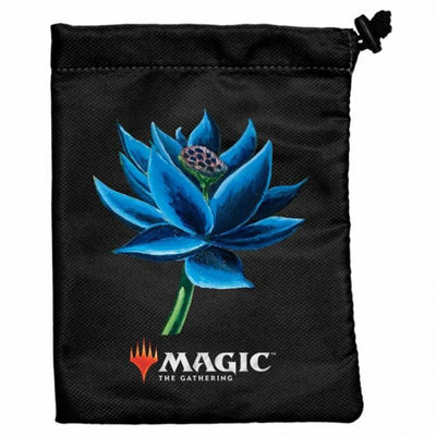 Black Lotus Dice Bag
