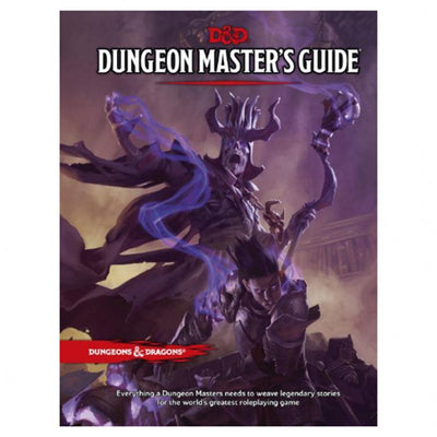 D&D Dungeon Master's Guide - 5E
