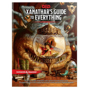 D&D Xanathar's Guide to Everything - 5E