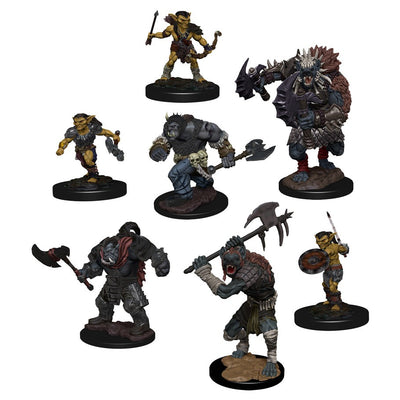 D&D Icons of the Realms: Village Raiders Monster Pack