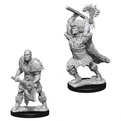 Nolzur's Marvelous Miniatures - Male Goliath Barbarian