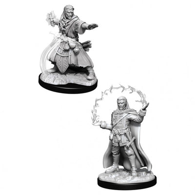 Nolzur's Marvelous Miniatures - Male Human Wizard