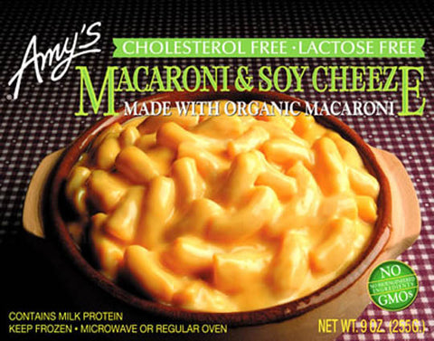 Mac & Soy Cheeze