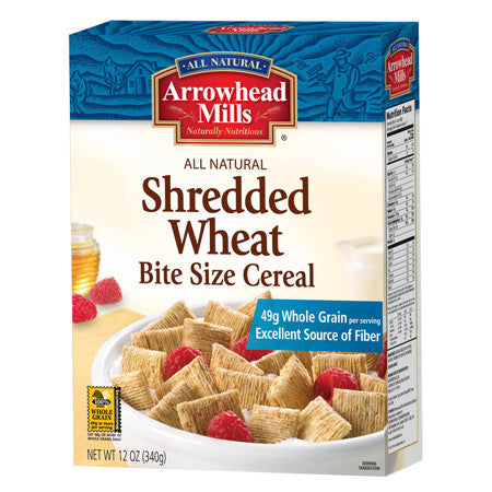 Arrow Head Mills All Natural Shredded Wheat