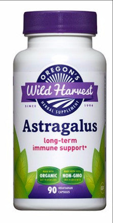 Oregon's Wild Harvest Astragalus 90caps