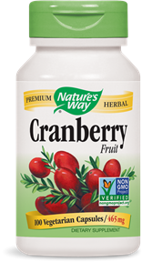 Nature's Way Cranberry 100caps