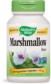 Nature's Way Marshmallow Root 100caps