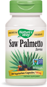Nature's Way Saw Palmetto Berries 100caps