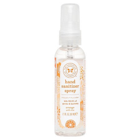 The Honest Co. Hand Sanitizer Spray (Orange-Vanilla)