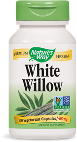 Nature's Way White Willow 100caps