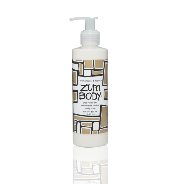 Zum Frankincense & Myrrh Body Lotion