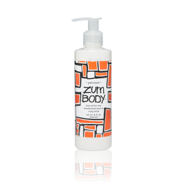 Zum Patchouli Body Lotion