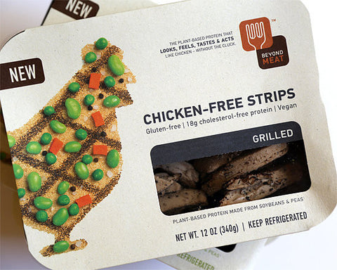 Grilled Chick-Free Strips