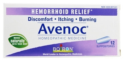 Boiron Avenoc Suppositories