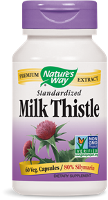 Nature's Way Milk Thistle 60caps