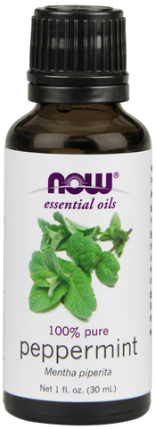 NOW Peppermint Oil 1oz